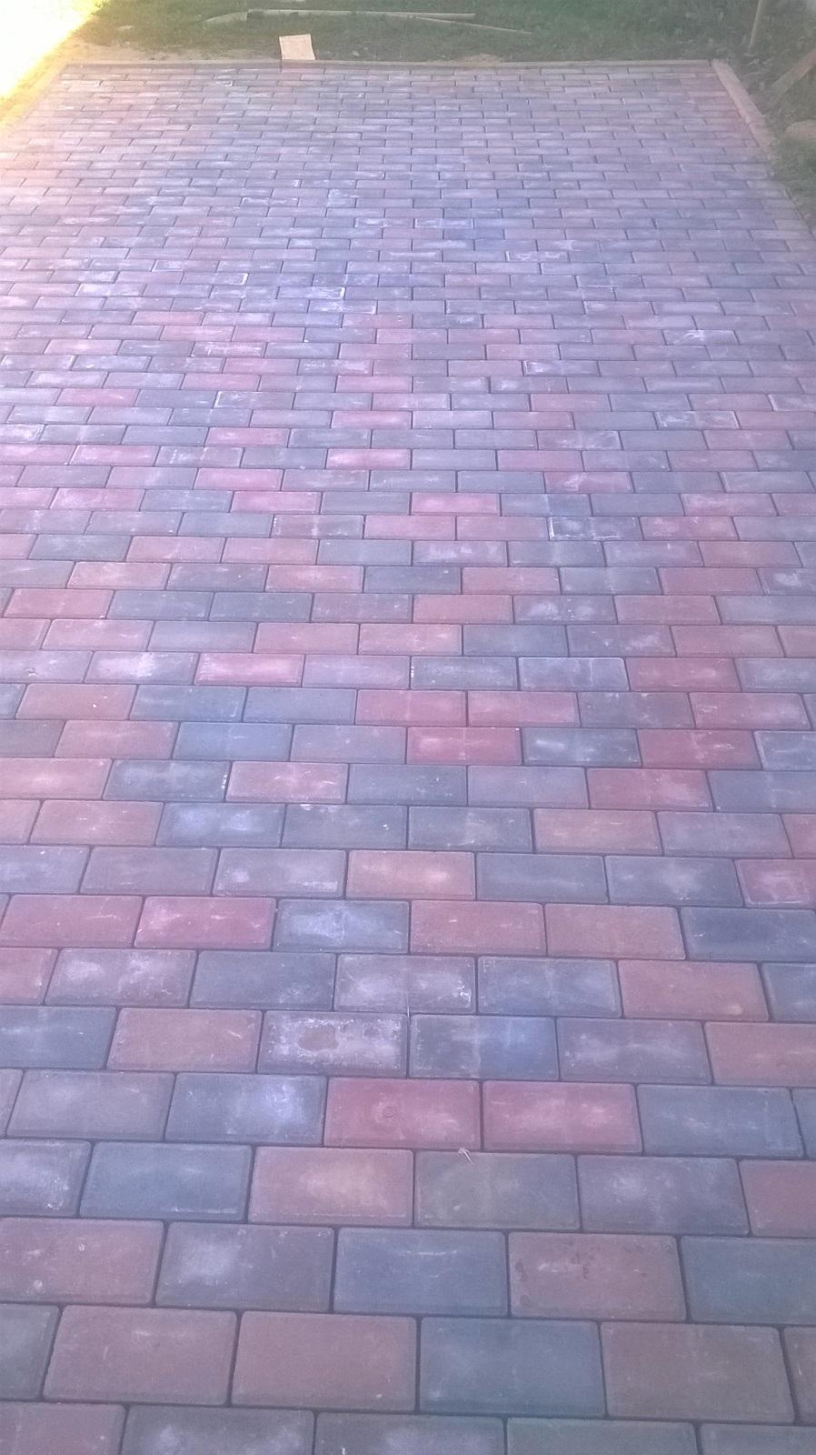 укладка тротуарной плитки в Малоярославце